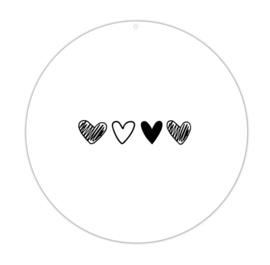 Tuincirkel | More hearts