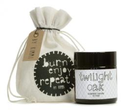 Geurkaars in zakje | Twilight Oak