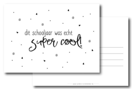 Kaart | Super cool schooljaar