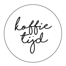 Onderzetter | koffietijd