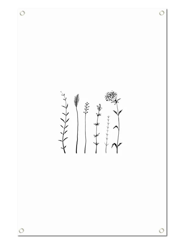 Tuinposter   Bloom