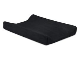 Jollein aankleedkussenhoes zwart