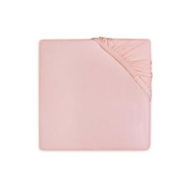Jollein wieg hoeslaken jersey soft pink