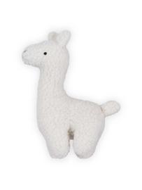 Jollein knuffel Lama off white