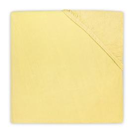 Jollein wieg hoeslaken jersey Yellow