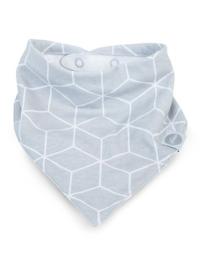 Jollein Graphic bandana slab grijs