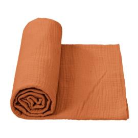 Cottonsoft  multidoeken maat XL  Roest