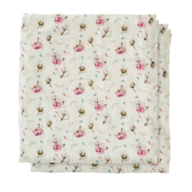 Cottonsoft  multidoeken maat S Flower