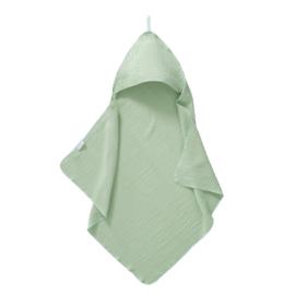 Cottonbaby badcape mint
