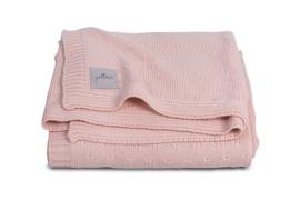 Jollein wiegdeken Soft knit soft creamy peach