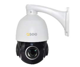 Q-See 3MP PTZ IP Camera 16x manual zoom  H265
