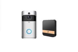 Deurbel met wifiaansluiting (S1035 - 720P) incl. 16 GB geheugen