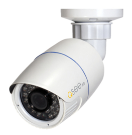 QTN8037BC IP Bullet camera 3MP POE