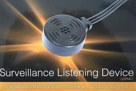 Q-See microfoon