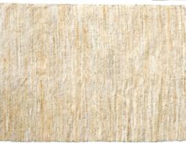 Handgeweven Gebroken Wit Kleed