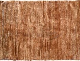 Handgeweven Warm Bruin Kleed