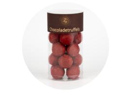Red velvet truffels