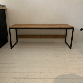 Eiken tv meubel/dressoir Mirte
