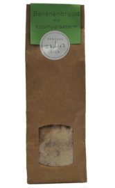Koolhydraatarm bananenbrood pecannoten