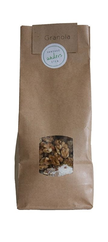 Granola mix in twee varianten