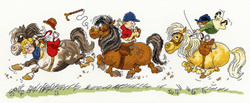 Thelwell - horse play