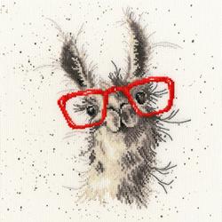 Hannah Dale - No cause for a-llama