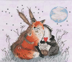 Sarah reilly 'love country' - peacy and huggles