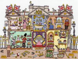 Cut thru - buckingham palace