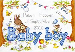 Samplers - Bunny love boy