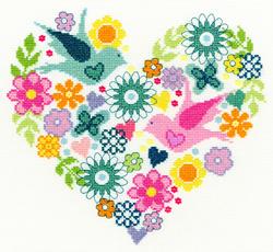 Bouquet - Heart bouquet