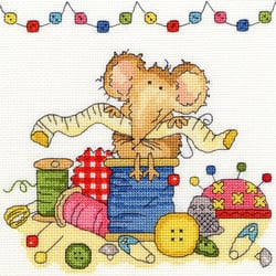 Mouse - Sewing mouse