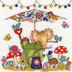 Mouse - Garden mouse