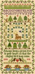 Moira Blackburn - Green tree