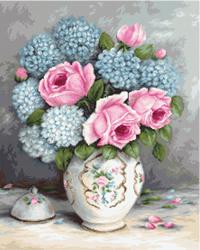 Roses&hydrangeas