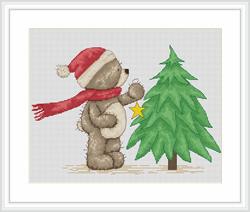 Bruno christmas tree