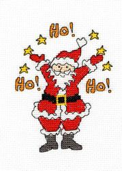 Christmas cards - jolly ho!