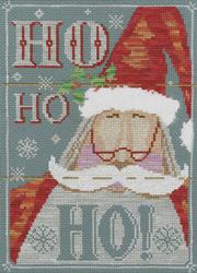 Vintage christmas - ho ho ho