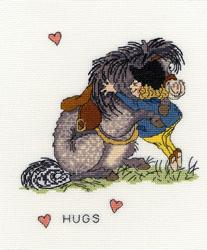 Thelwell - hugs