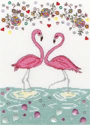 Love - Love Flamingo