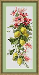 Flower and Lemon
