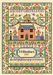 Moira Blackburn - Country cottage