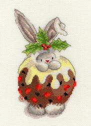 Bebunni - christmas pudding