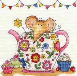 Mouse - Teapot Mouse