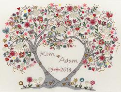 Love - love blossoms