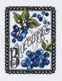 Blackwork berries