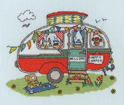 Sew Dinky - caravan