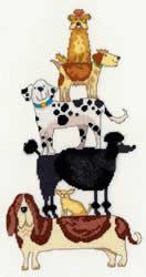 Stacks - Dog stack