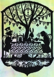 Fairy tales - Mad hatter's tea party