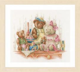 Speelgoed en beren