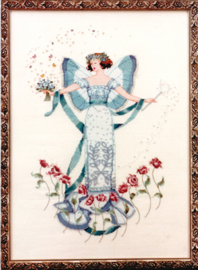 April's Blue Diamond